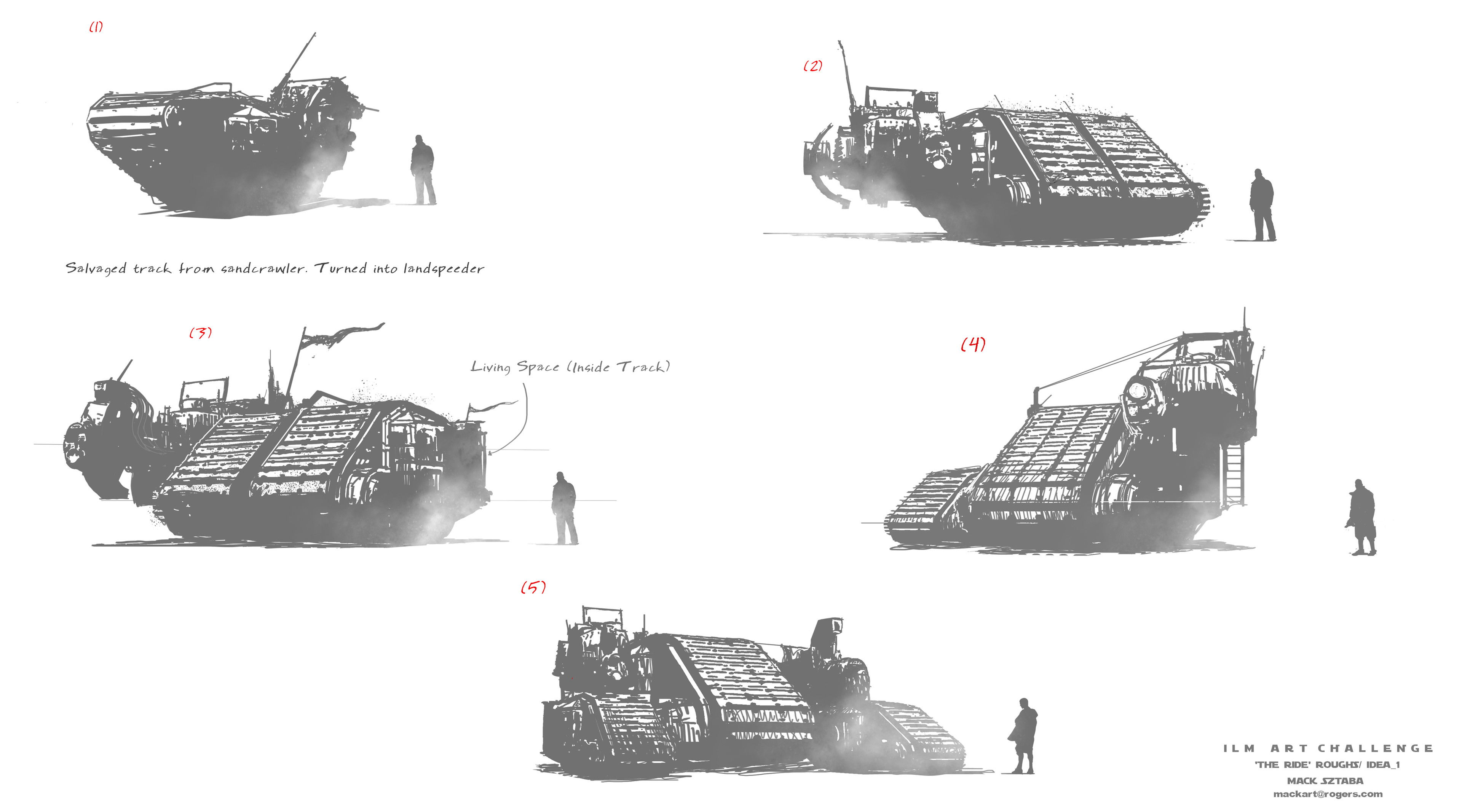 Scavenger Roughs