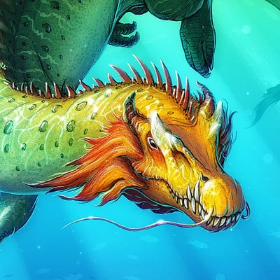Fred wierum dracospinus