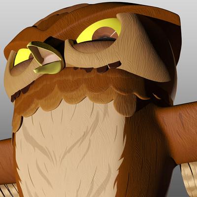 Jenna bastian owl2
