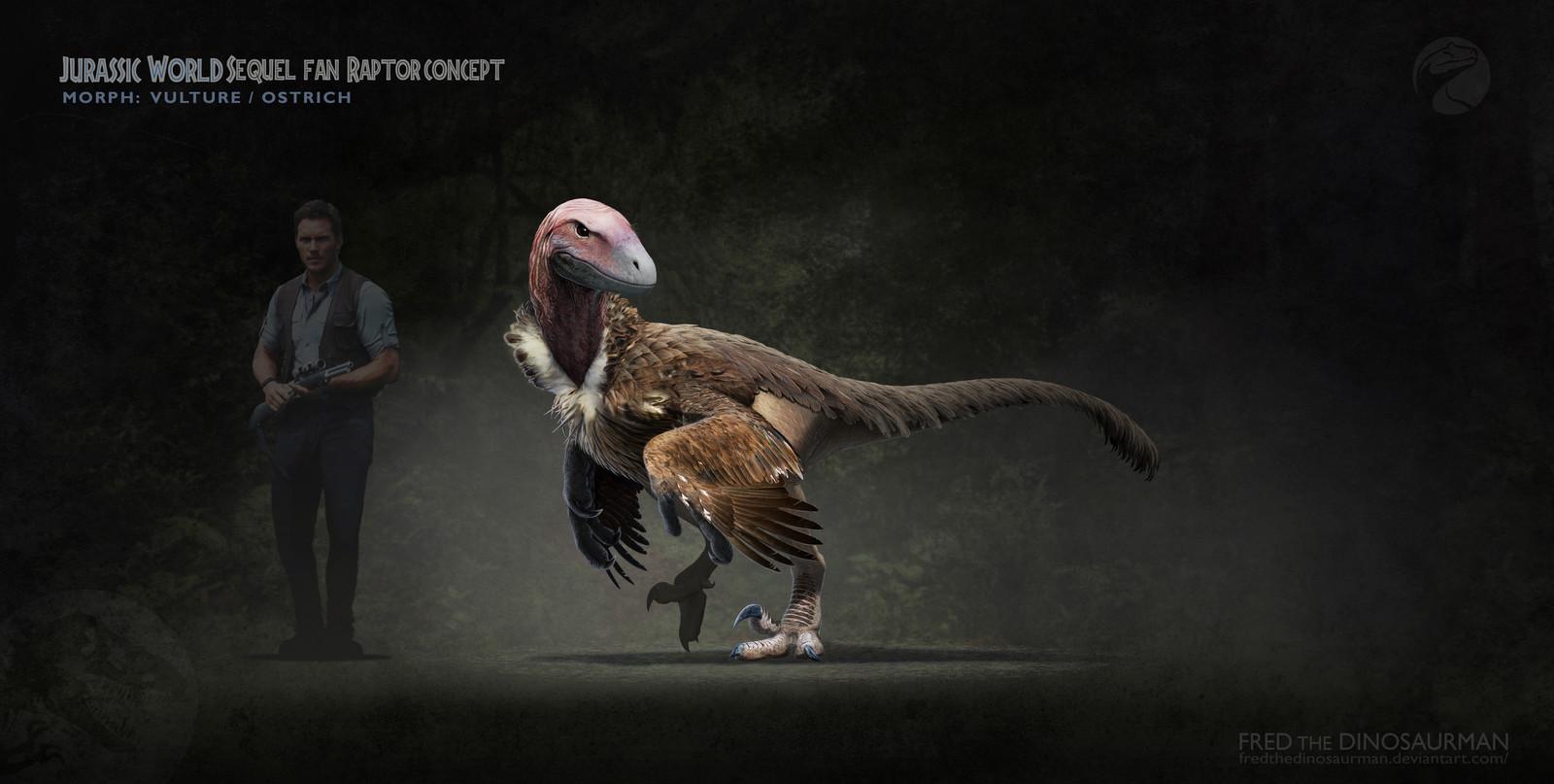 Vulture Morph