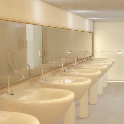 Muhammad sohail anwar washroom hdr