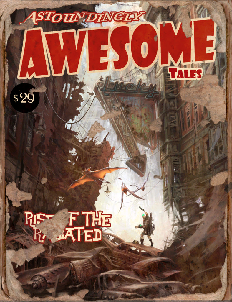 Ray lederer fallout4 awesometales121