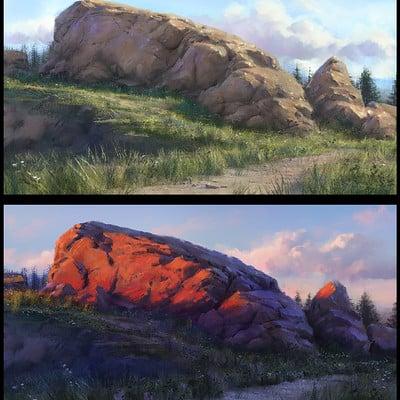Quentin mabille shape rocks parra