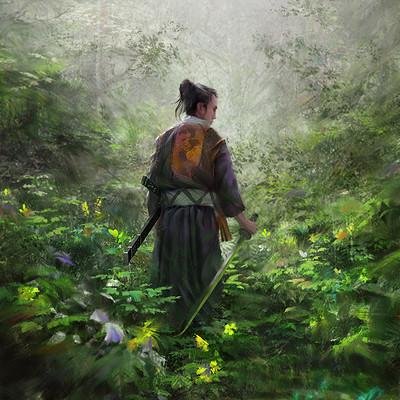 Quentin mabille samurai v2