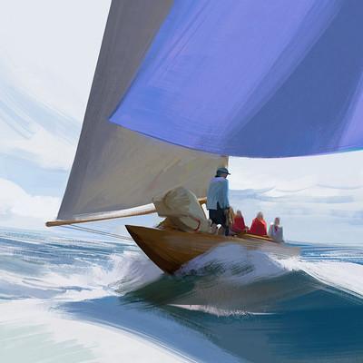 Hugo puzzuoli bateau vogue hpuzzuoli