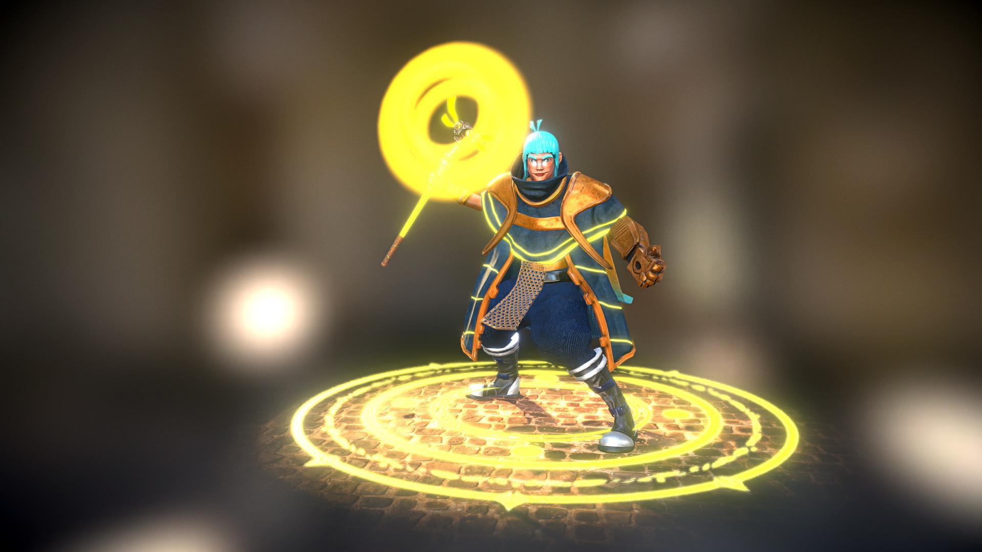 Dragos licar marv the magical mage
