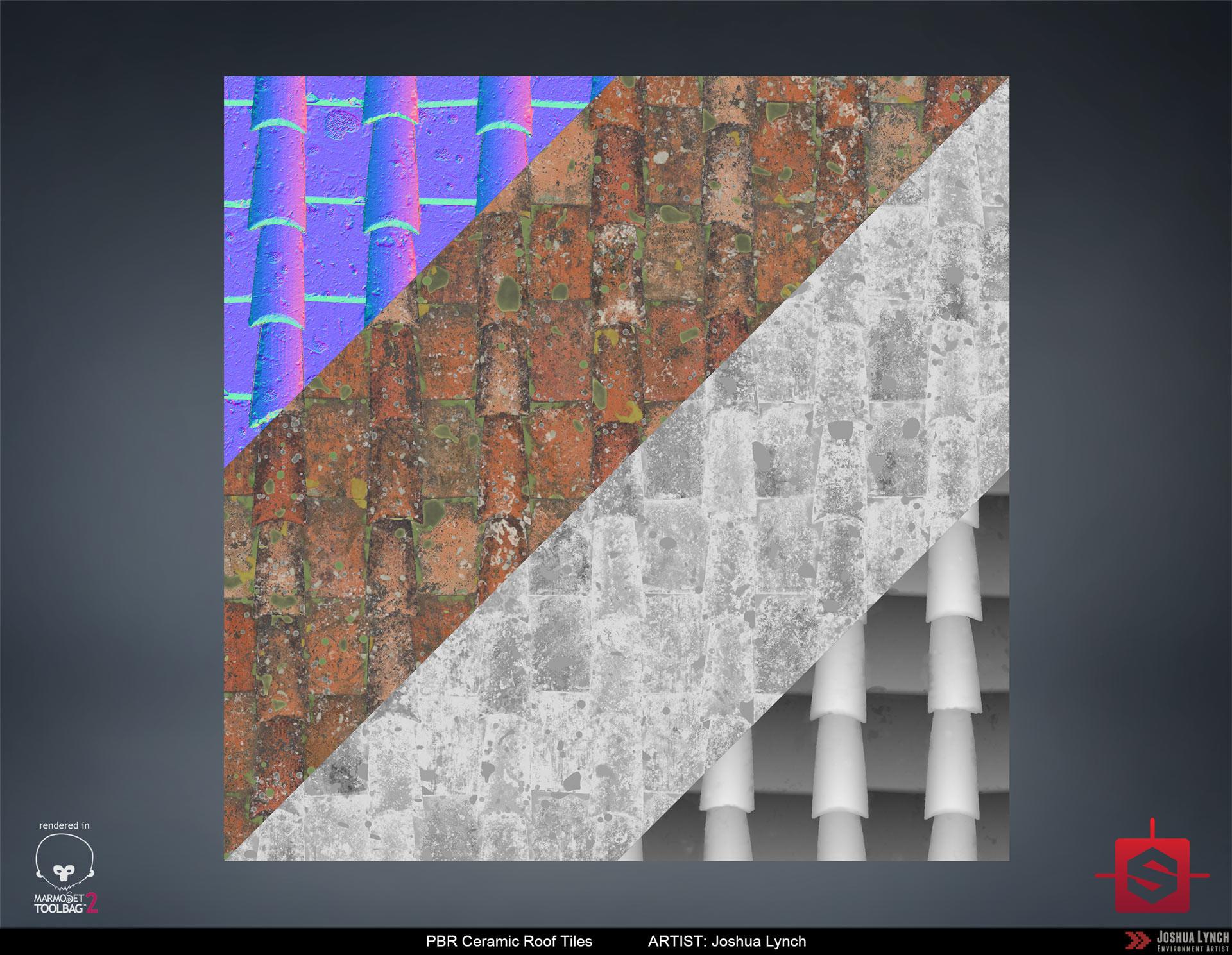 Joshua lynch roofing tiles 02 flats layout comp josh lynch