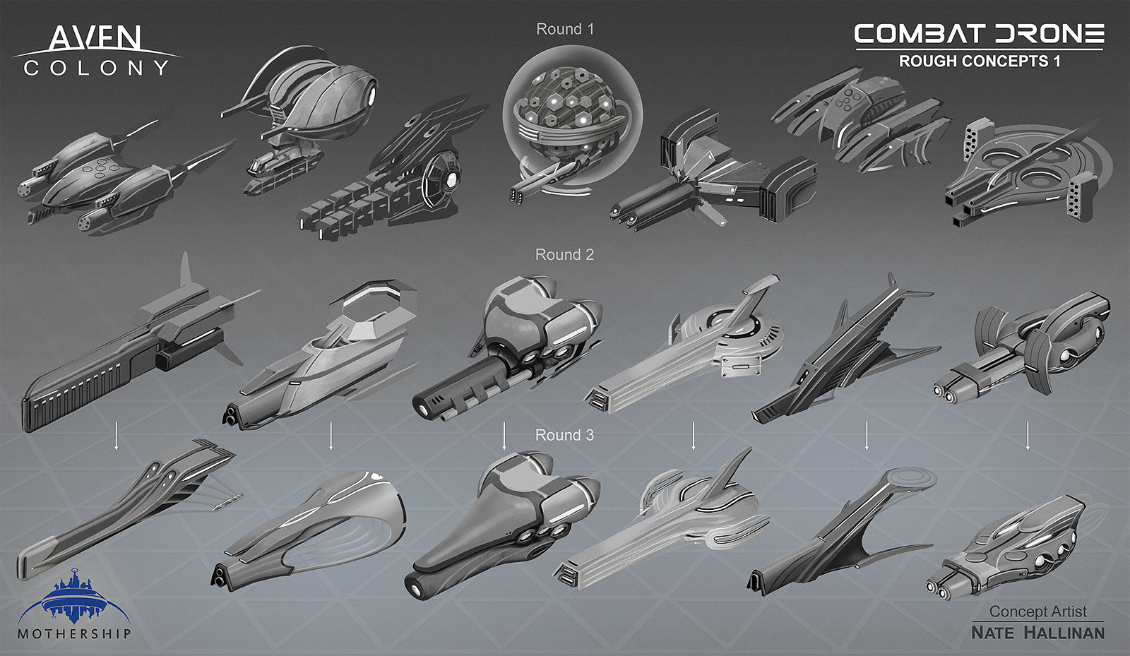 Initial Rough Concepts