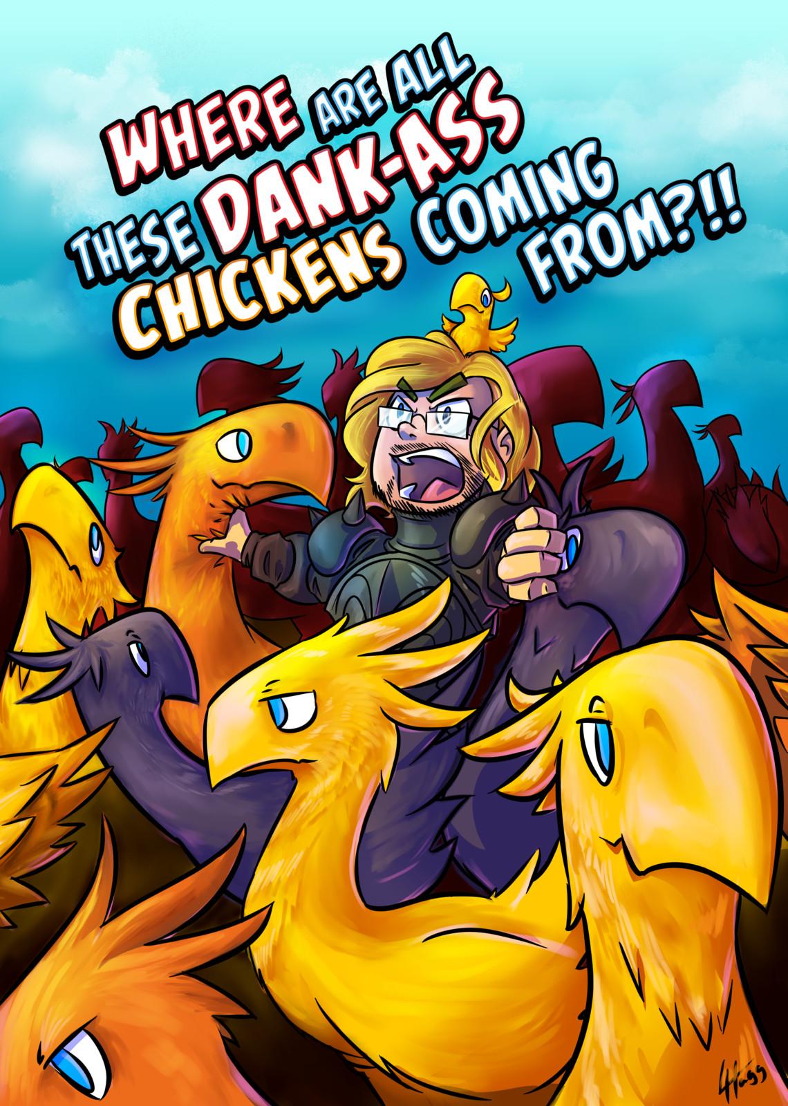 Dank Chickens