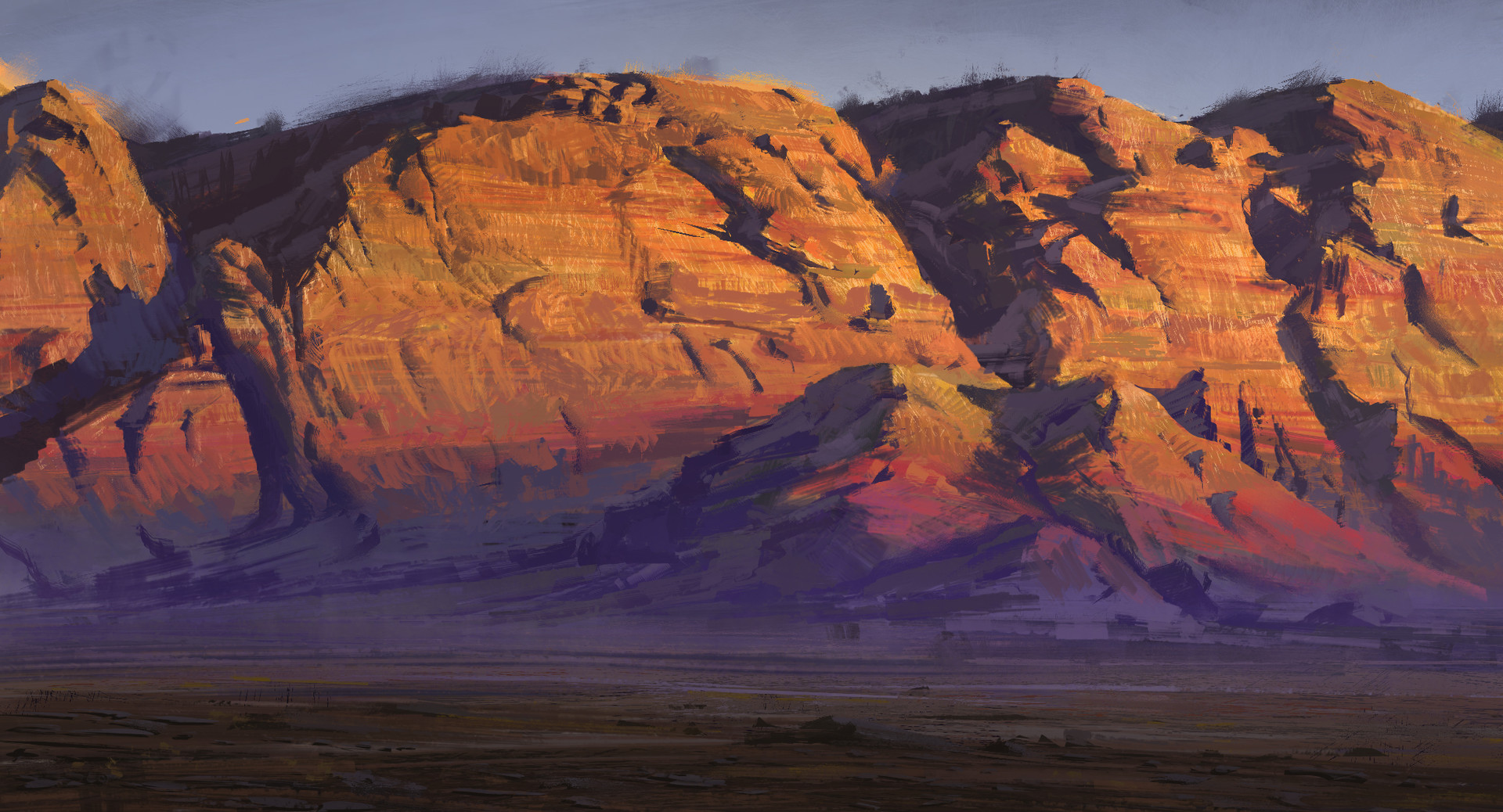 Quentin mabille good night valley wip5