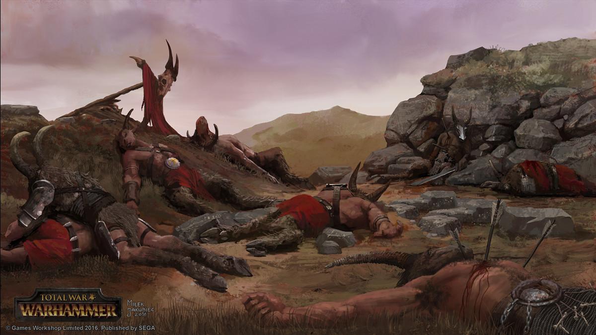 [Warhammer Fantasy Battle] Images diverses - Page 4 Milek-jakubiec-11wh-bst-event-land-defeat-big