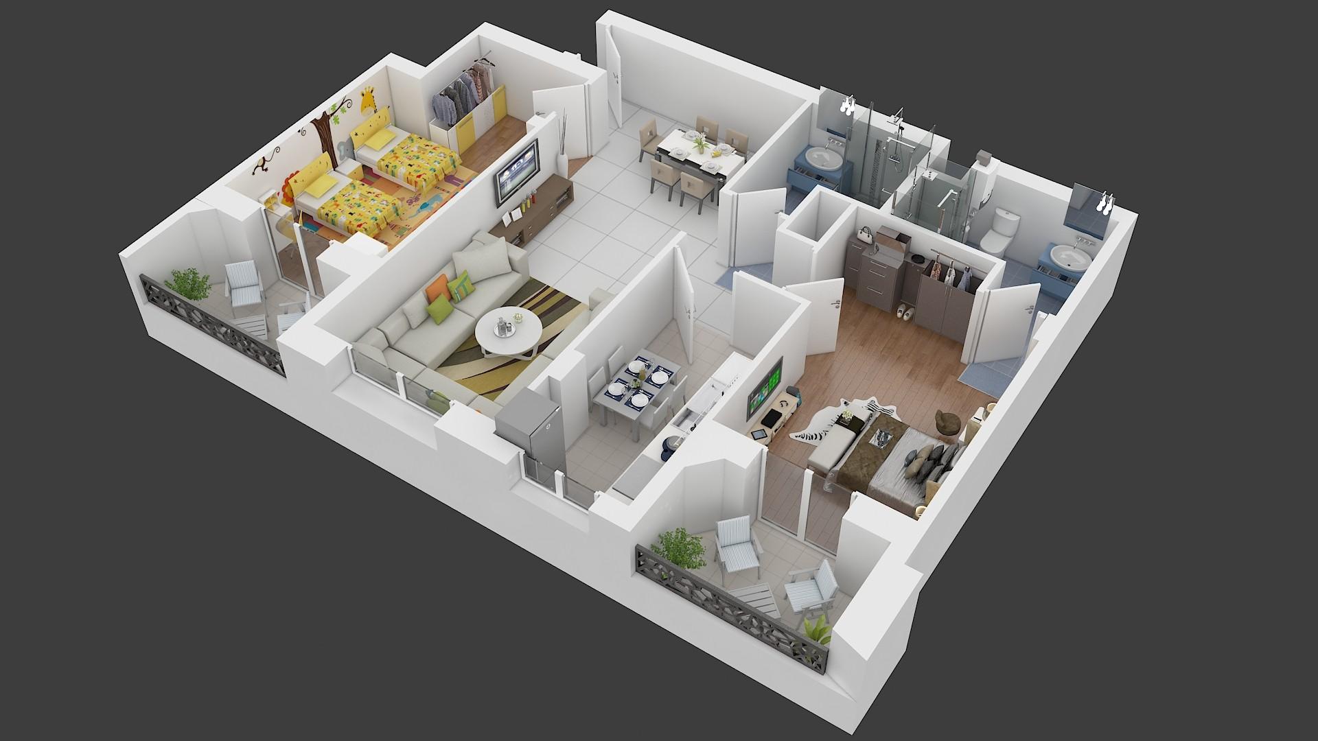 Himmi Design - Floor Planner