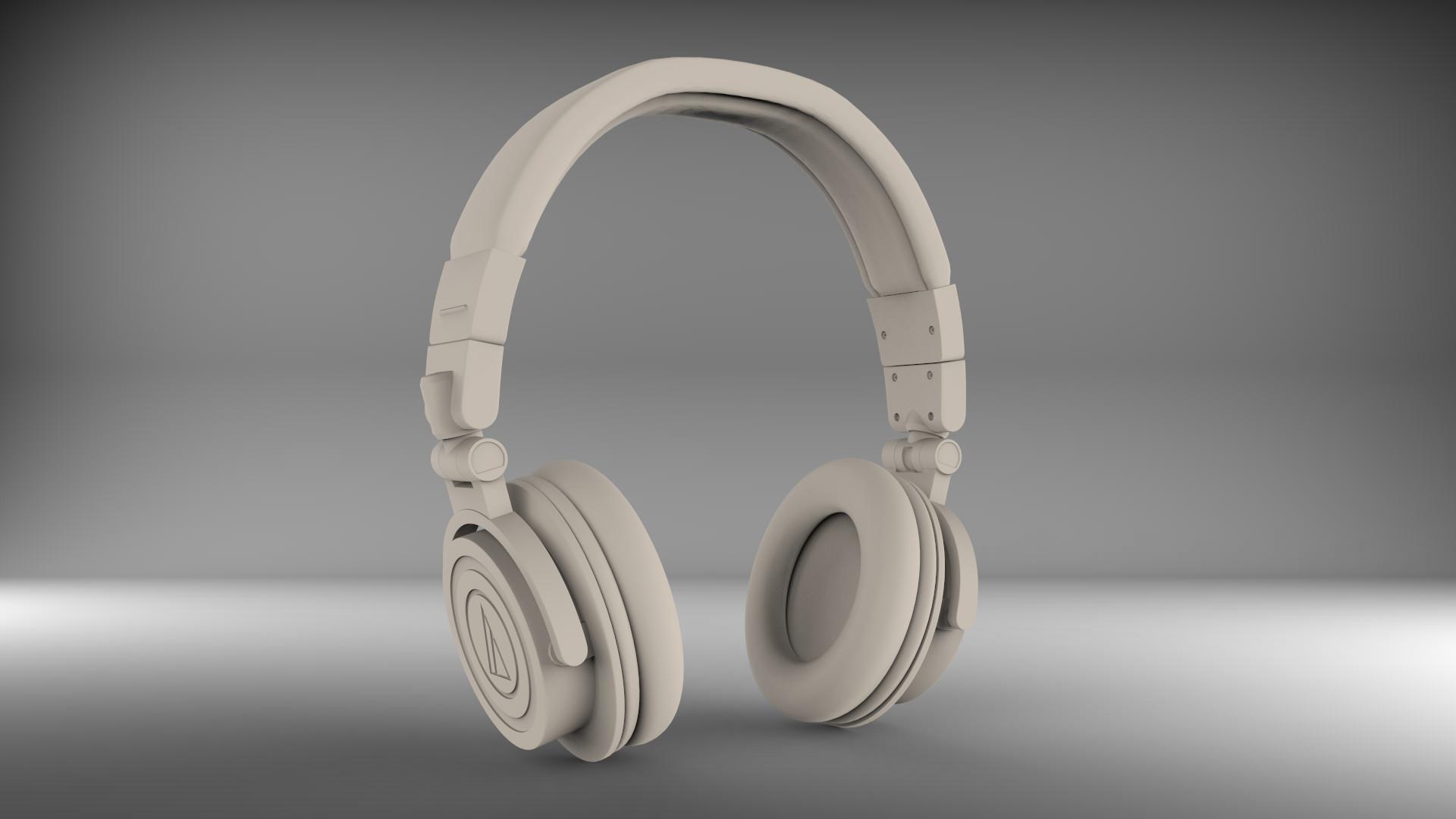Derek kruk headphoneclay
