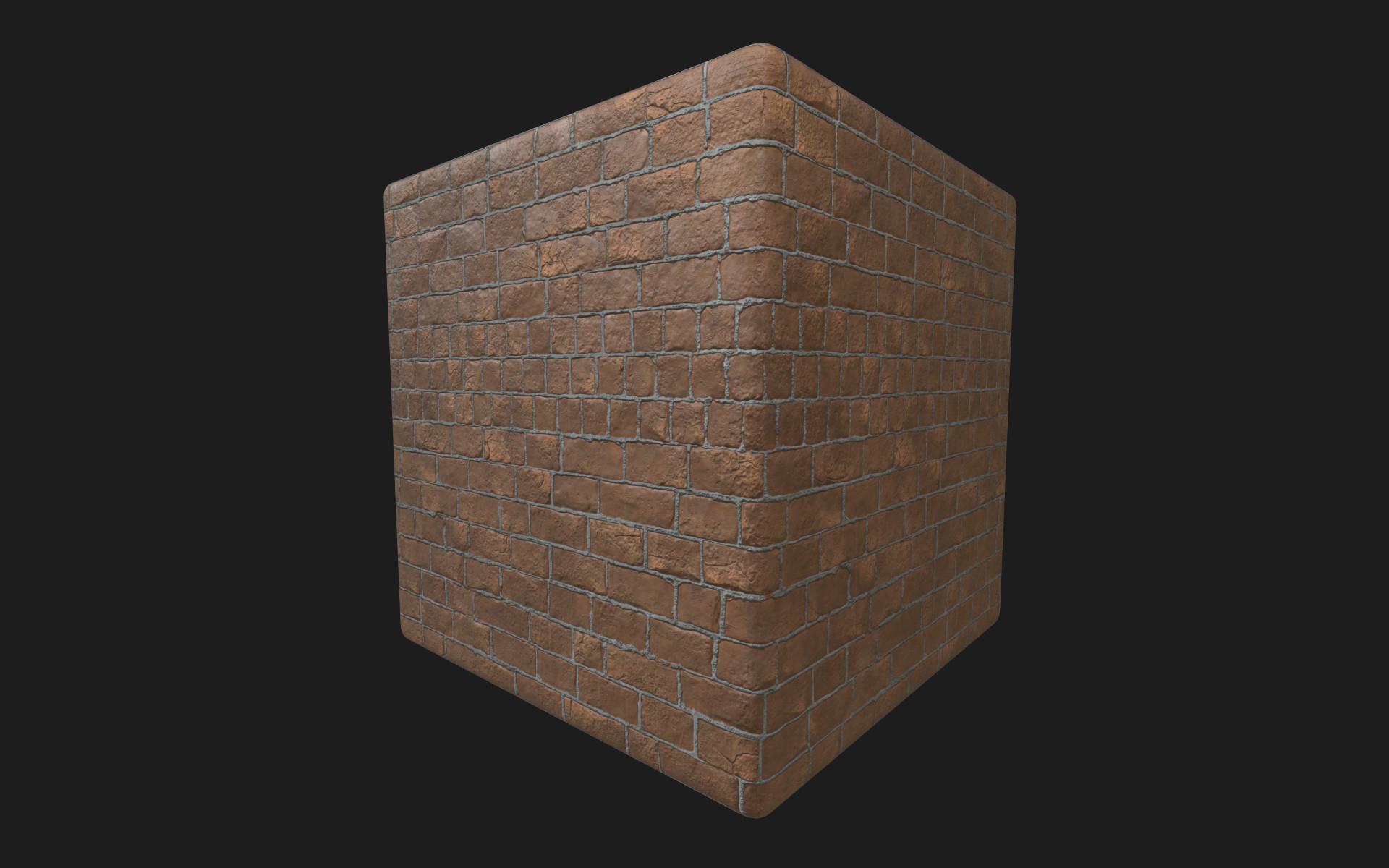 Fausto sciallis brick 2