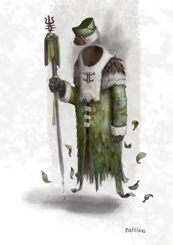 Fredrik dahl nafnlaus swamp