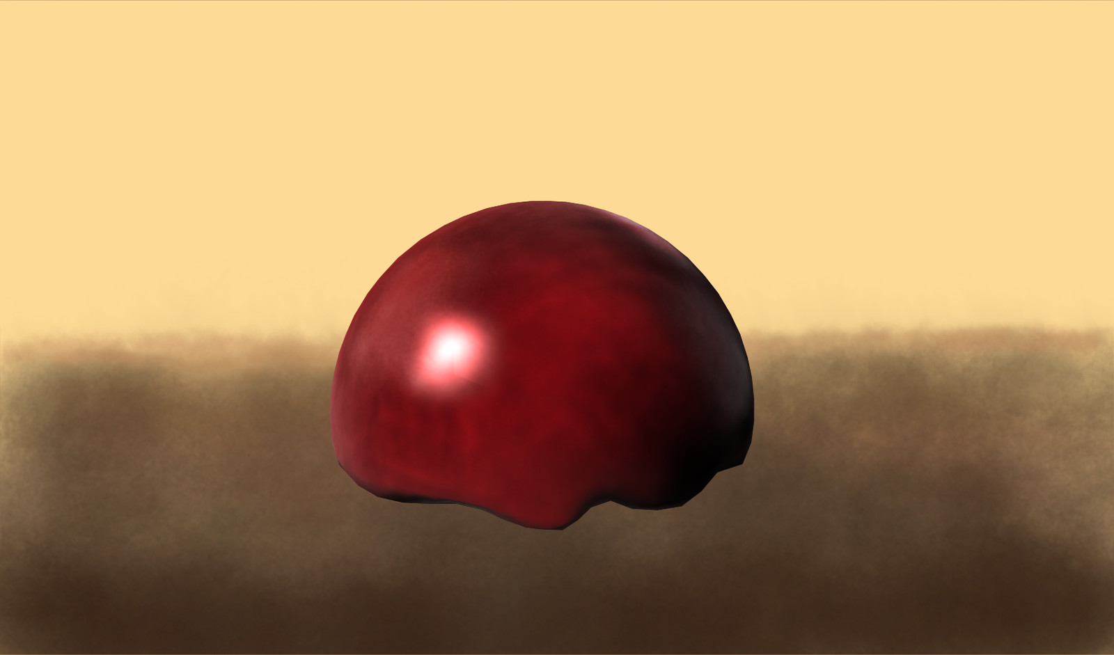 Sculptris render with imported