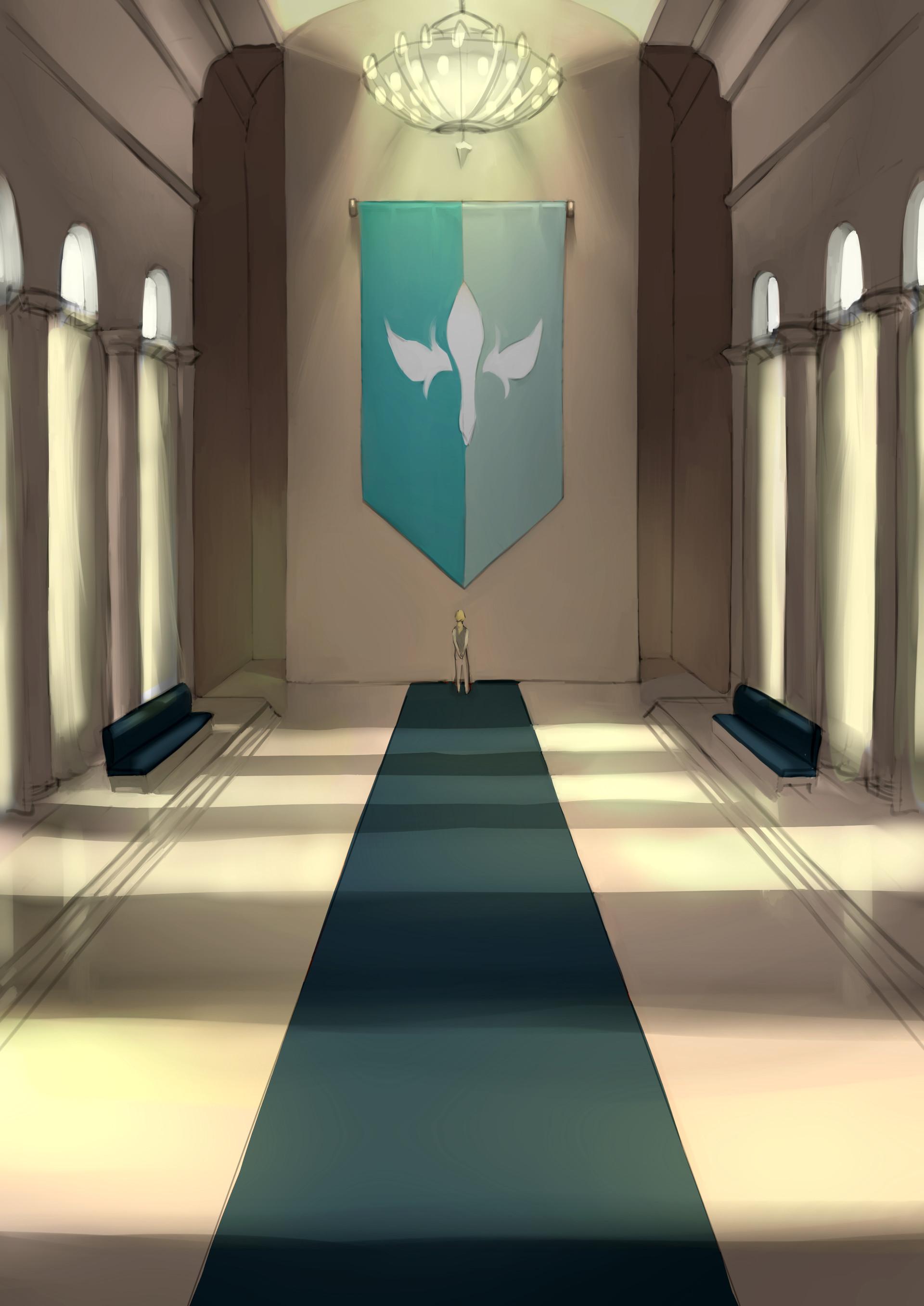 Tessa low palace hall