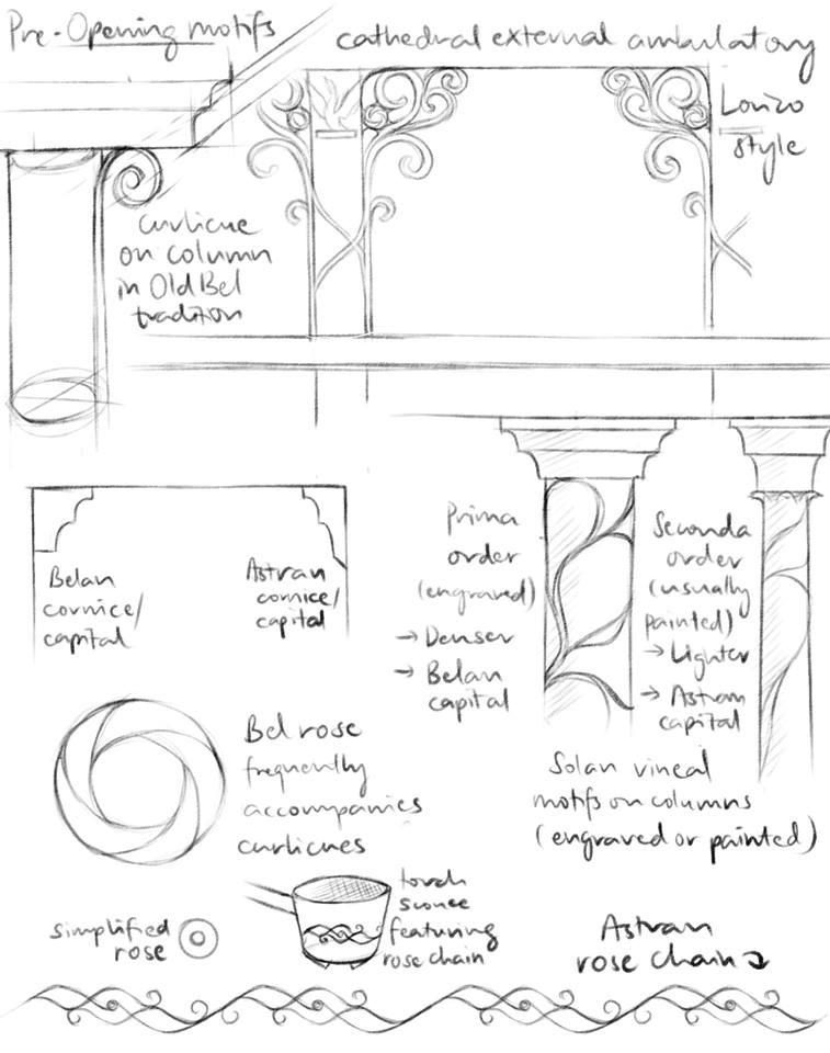 Astran architecture notes 1