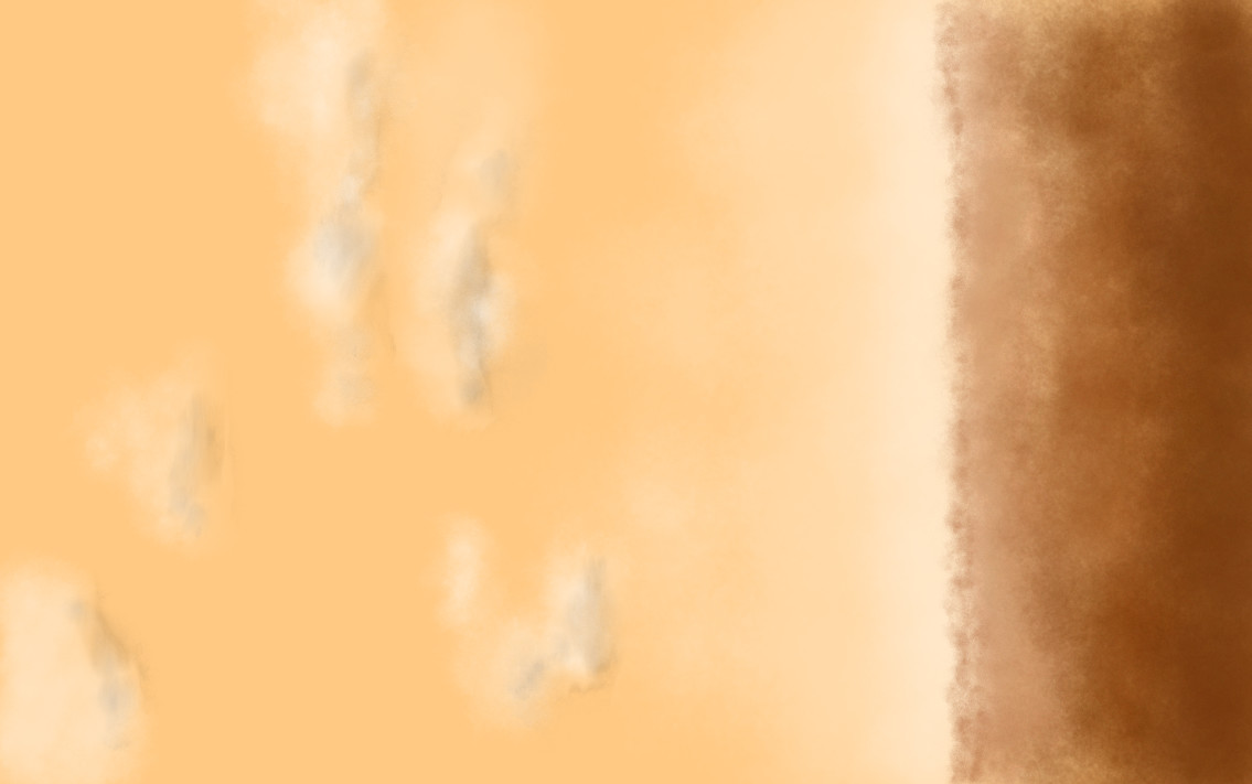 Muro is a little bit limited in resizing canvases, so I just painted the entire thing horizontally.