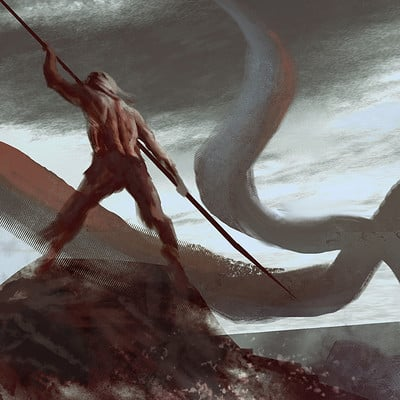 Felix ortiz angry squid 2b