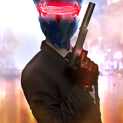 Remi delabaudiere secret agent