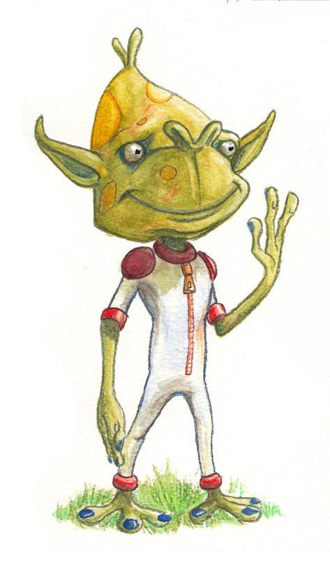 Tom mcgrath alien ref
