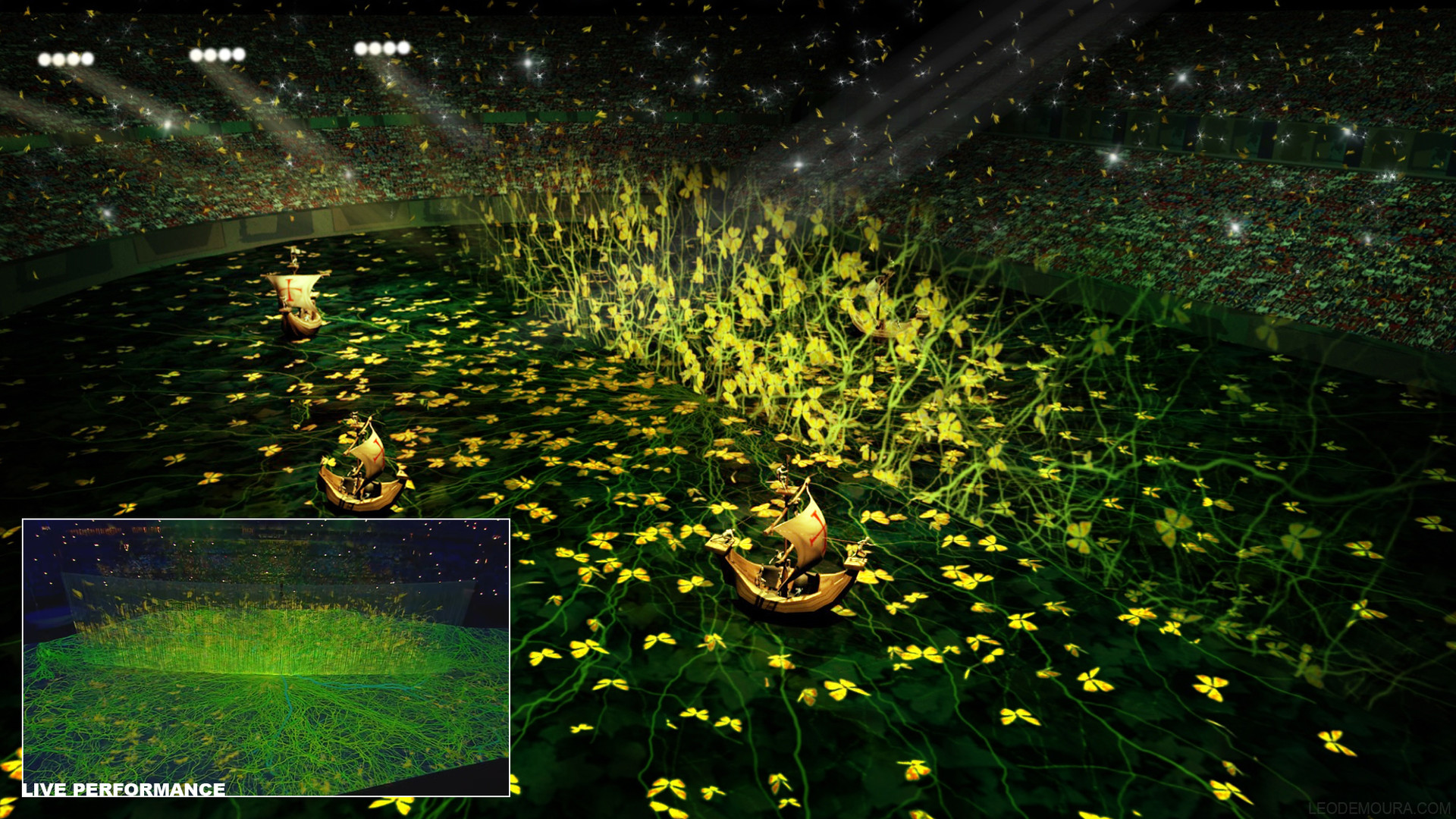Leonardo de moura 05 inicio da natureza borboletas