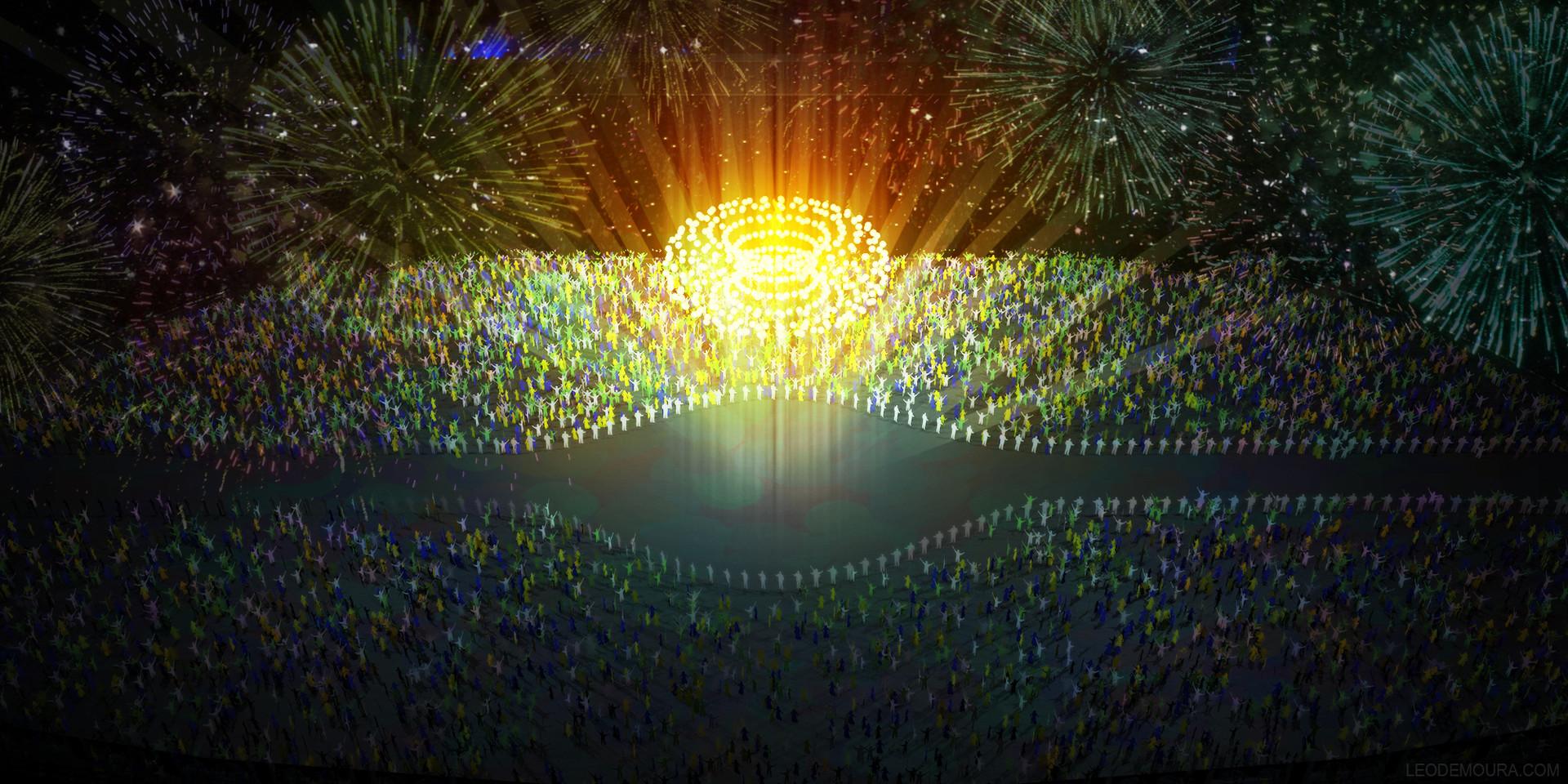 Leonardo de moura art ooc seg olympic cauldron v00 lmo 20150810 edited
