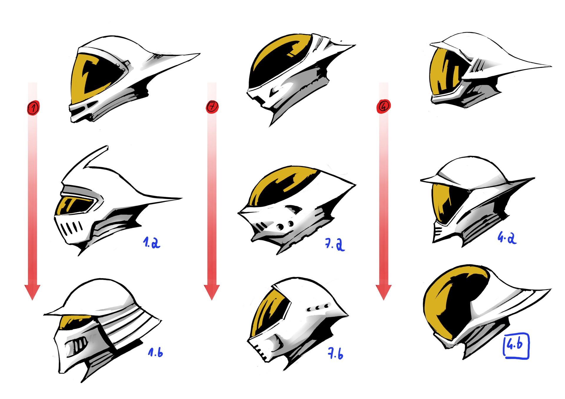 Vincenzo lamolinara helmet2