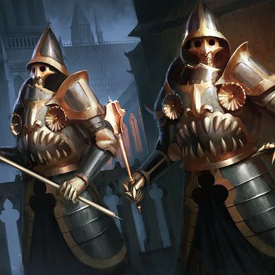 Eryk szczygiel knight dead chamber 2048