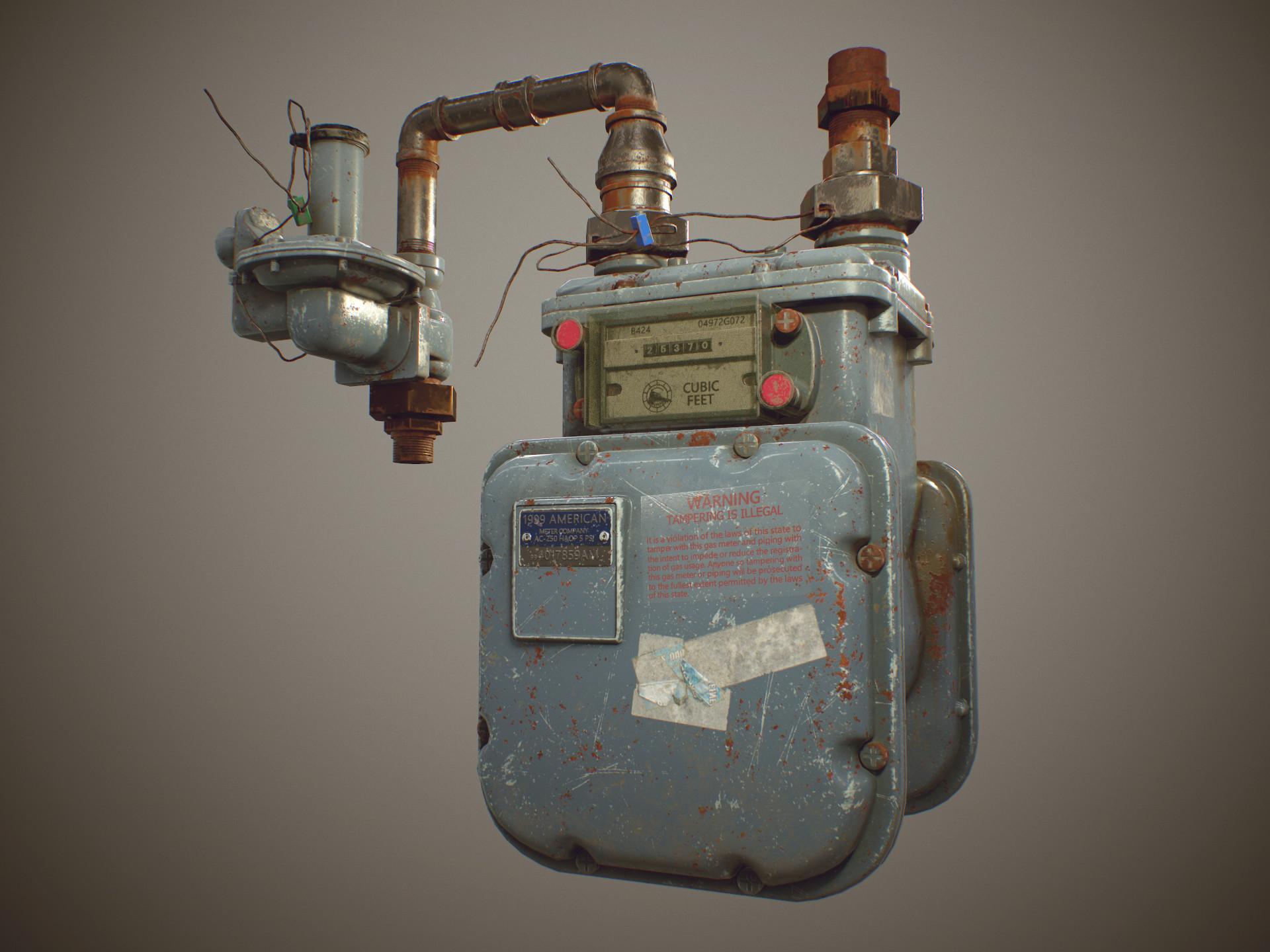Wahyu nugraha natural gas meter 01