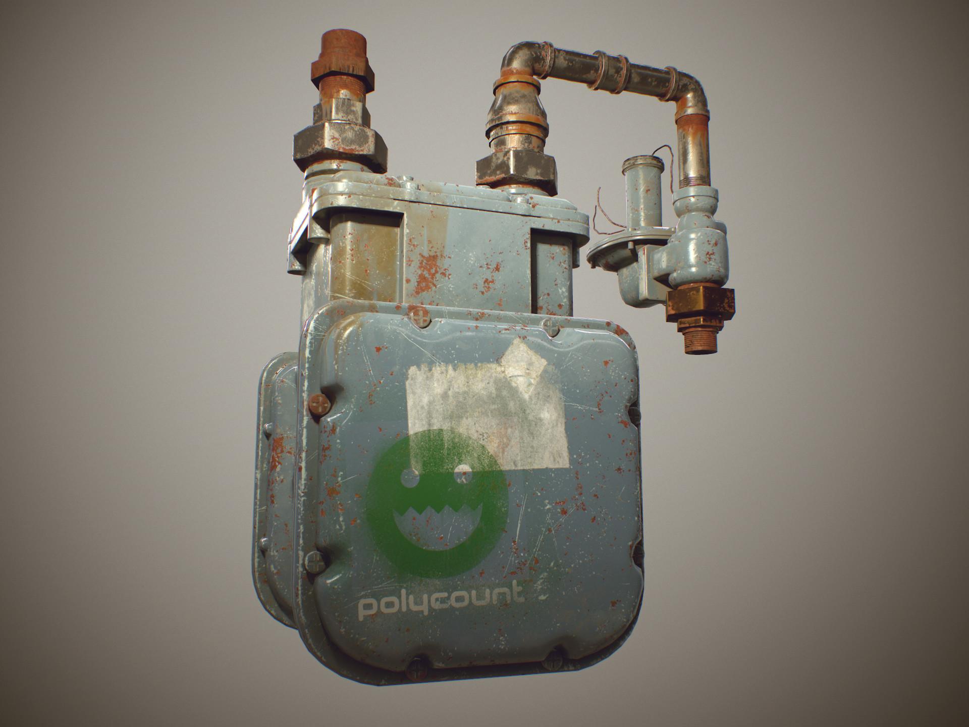 Wahyu nugraha natural gas meter 02