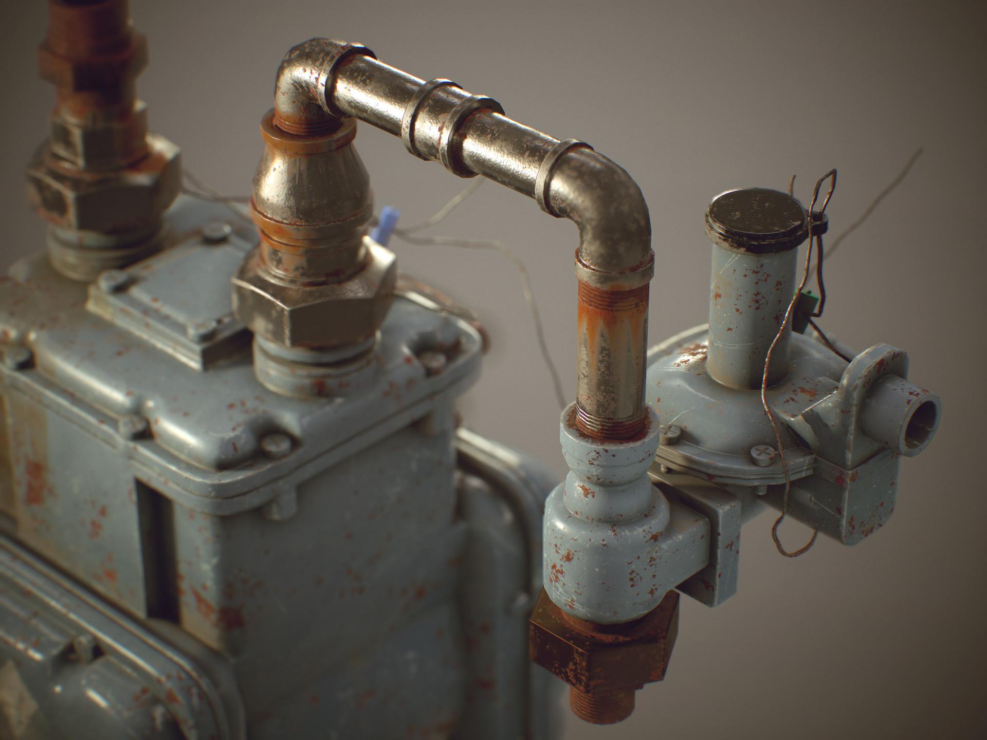 Wahyu nugraha natural gas meter 04