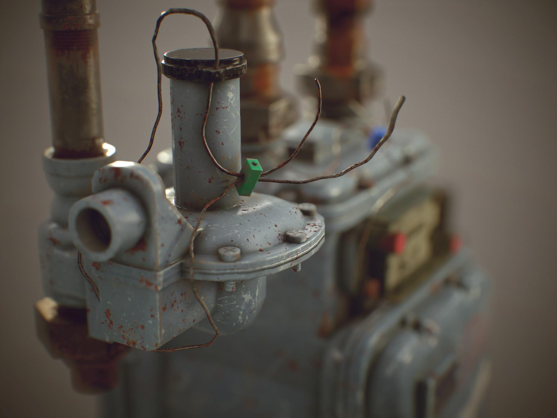 Wahyu nugraha natural gas meter 06