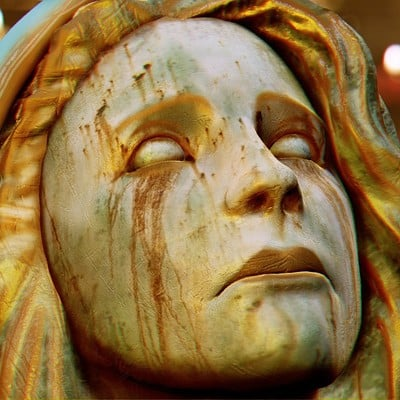 Morteza ahmadi statue ue3
