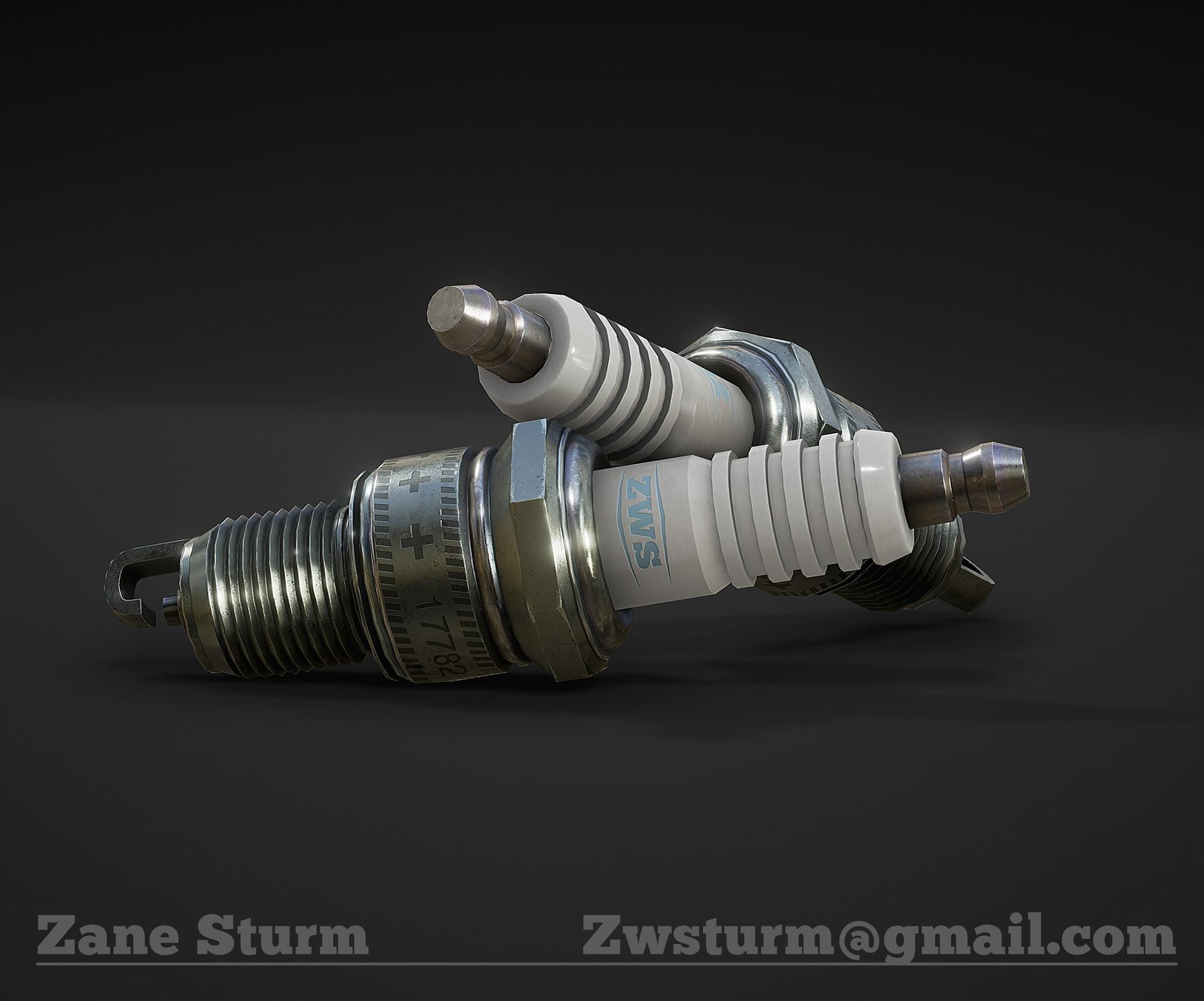 Zane sturm sparkplug beauty
