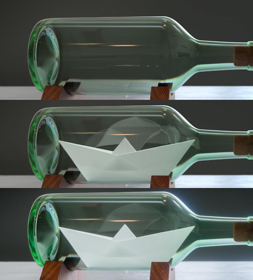 James mauger bottle refl