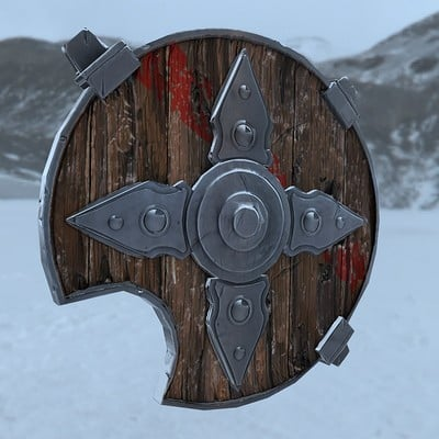 Alex natali shield