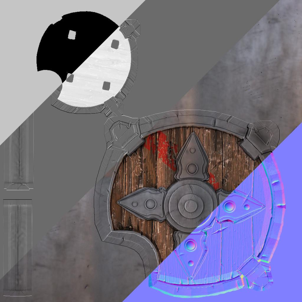 Alex natali shield maps