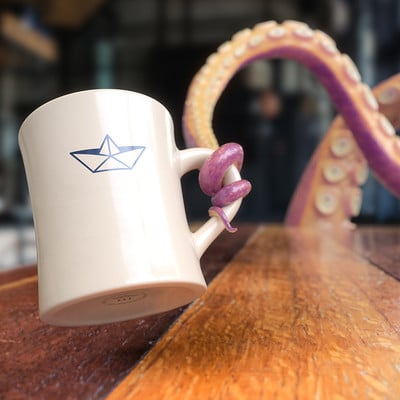 James mauger tentacoffee