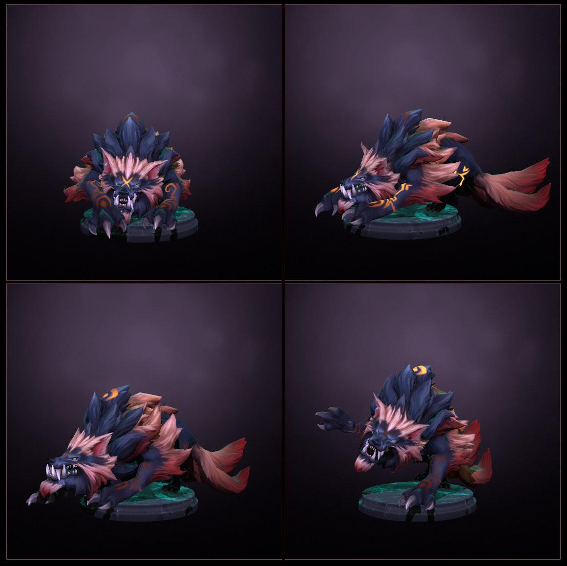 Lycan Trueform- Concept by Danidem