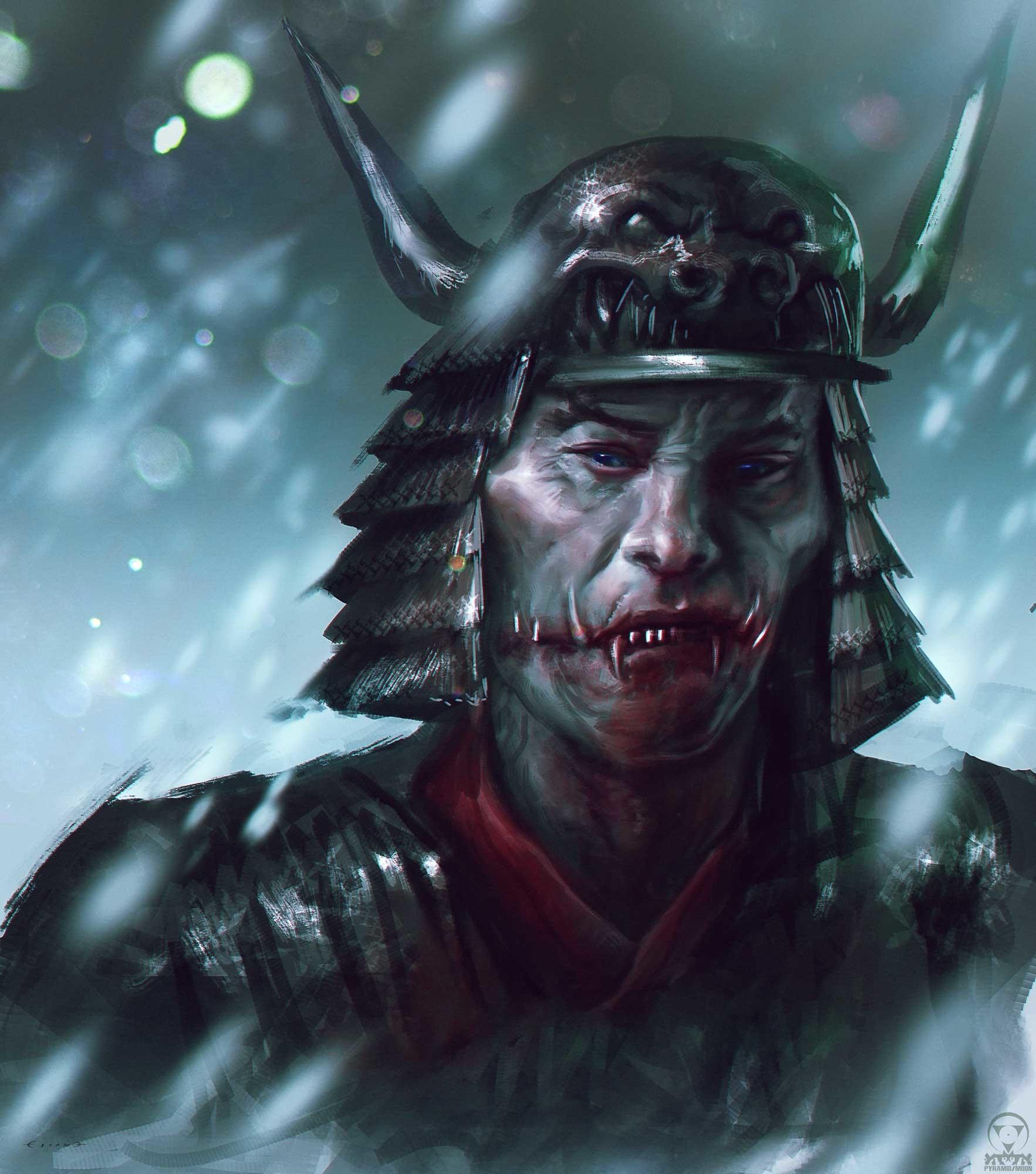 Eliant elias samurai 1