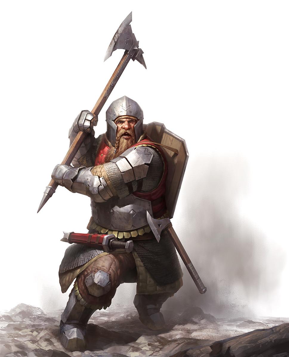 Darren tan dwarf warfare cover da