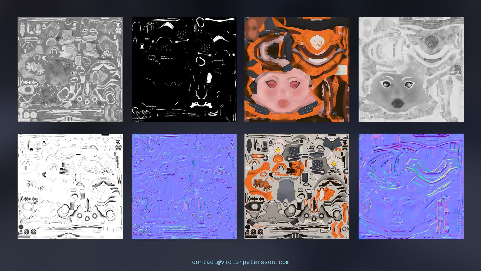 Victor petersson texturebreakdown