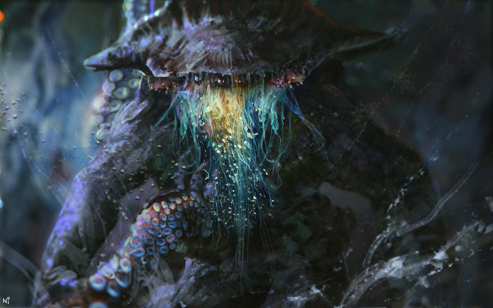 Water monster (Evil)
