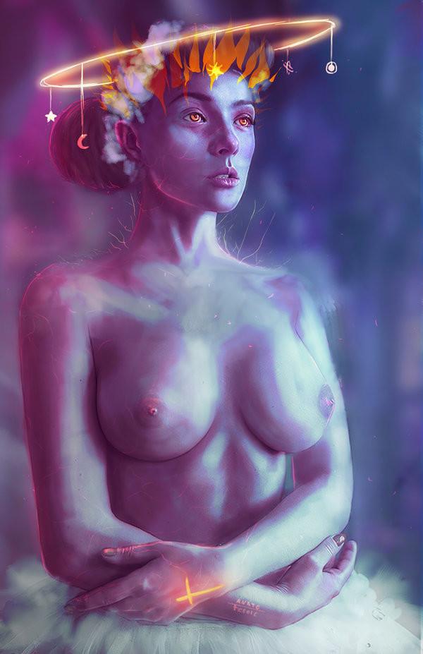 Anato finnstark the dreams lady by anatofinnstark dahwhww