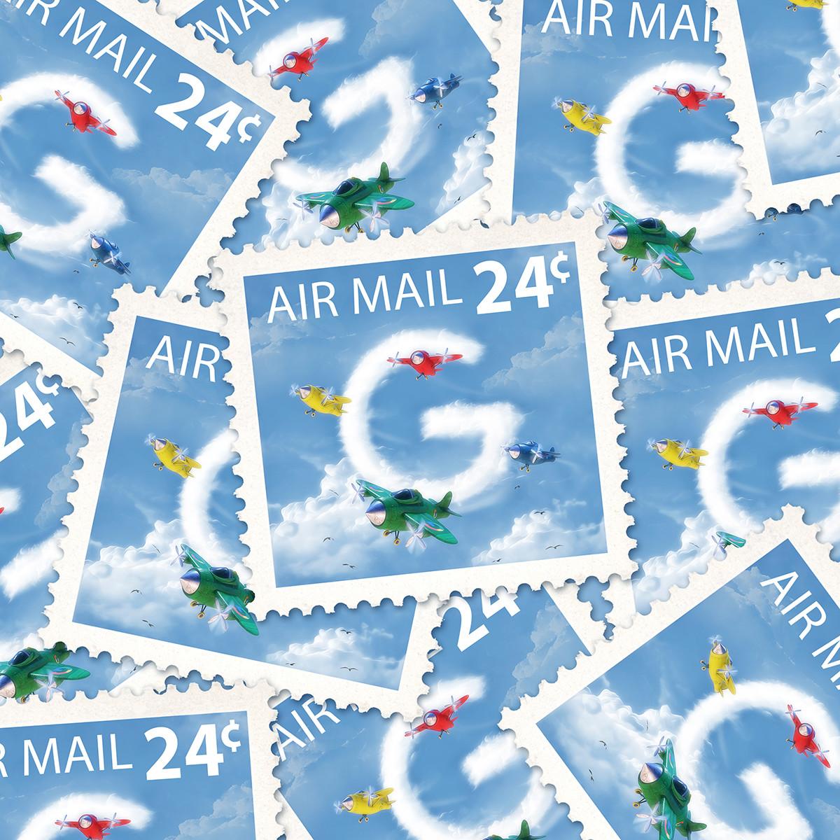 Tomislav zvonaric air mail scene