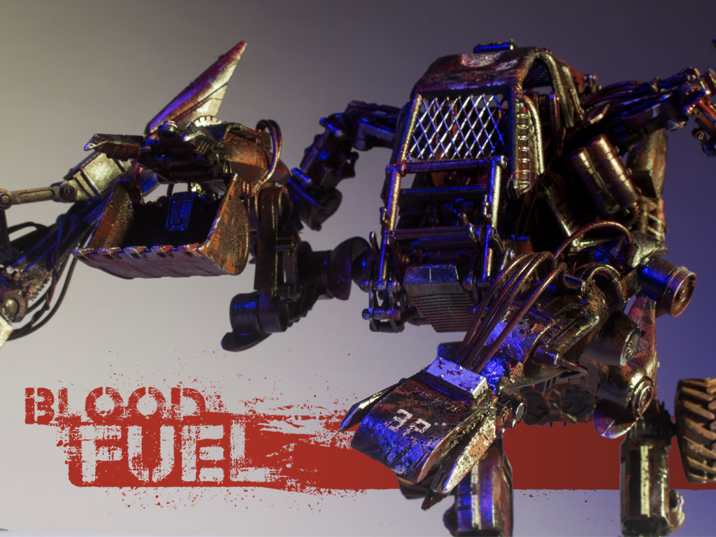 Caleb prochnow wallpaper mechs 8