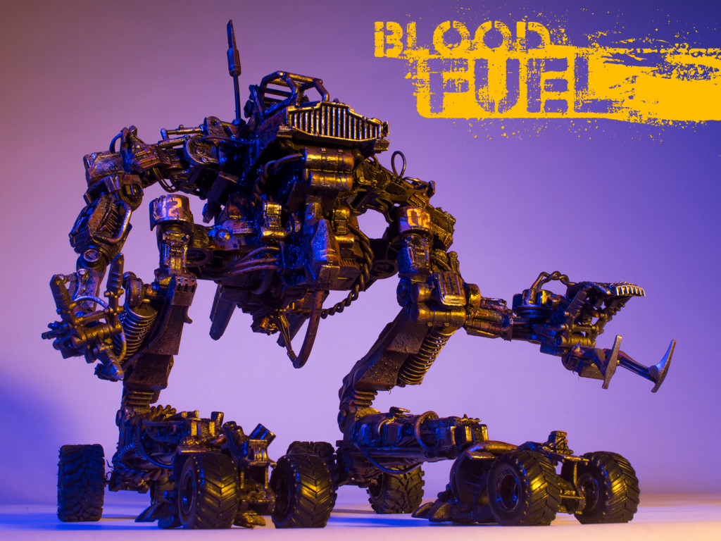 Caleb prochnow wallpaper mechs 2