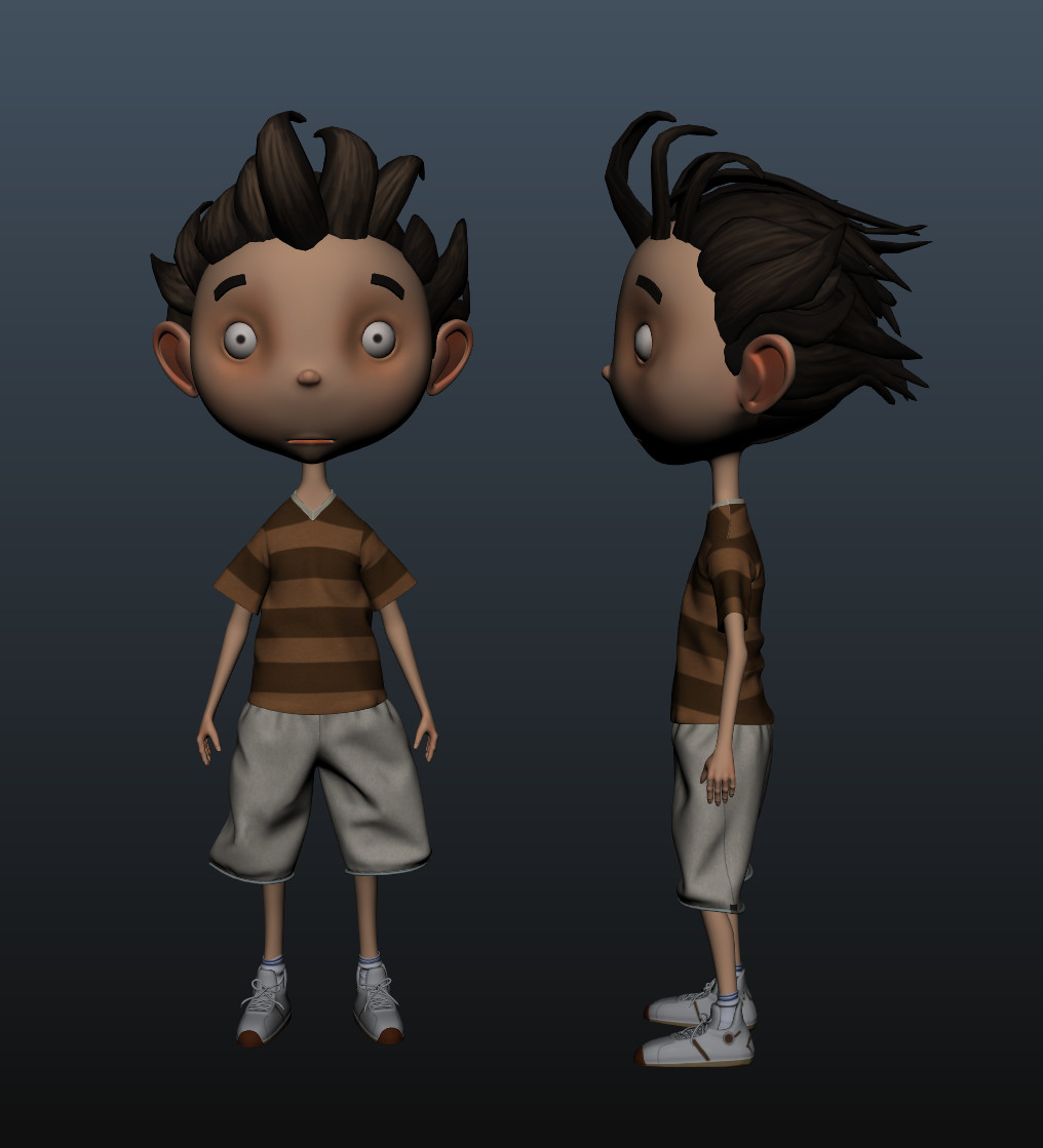 Souvik karmakar kid viewport 2